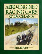 Aero Engined Racing Cars by Bill Boddy