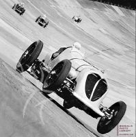 Napier Railton at the bump dud316