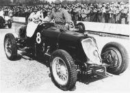 Maserati 8C. Giulio Ramponi hr39