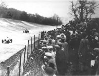 Spectators at Brooklands Track hs164