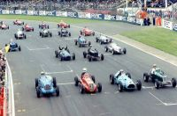 Silverstone Historic Grid RT7